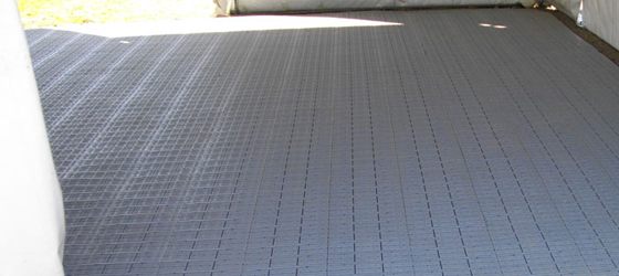 Pink Fence Pty Ltd Portable Flooring Turf Protection