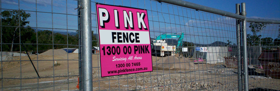 Welcome To Pink Fence - Brisbane