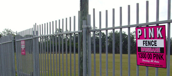 Product - Pink Fence - Portable Fencing Specialist